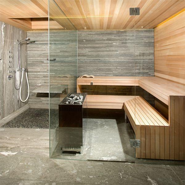 Отопление в бане